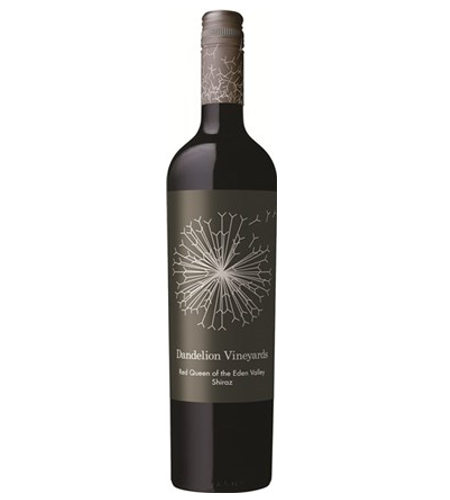 Shiraz Red Queen of the Eden Valley Dandelion Vineyards