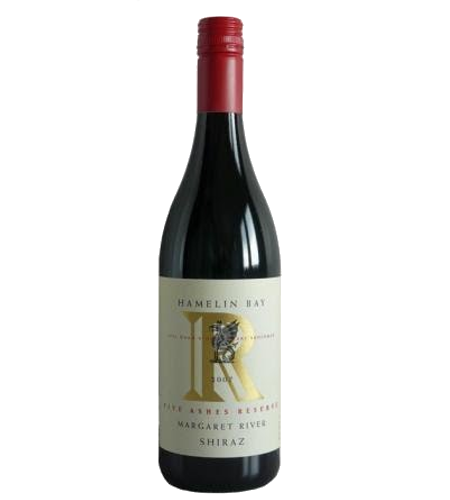 Shiraz Reserve Five Ashes Hamelin Bay