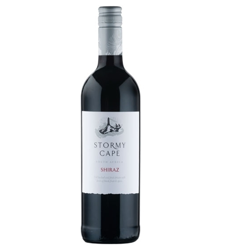 Shiraz Stormy Cape - Case of 6