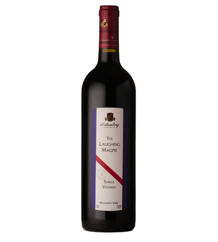 Shiraz The Laughing Magpie d'Arenberg
