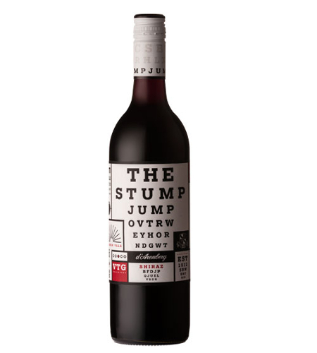 Shiraz The Stump Jump d'Arenberg - Case of 6