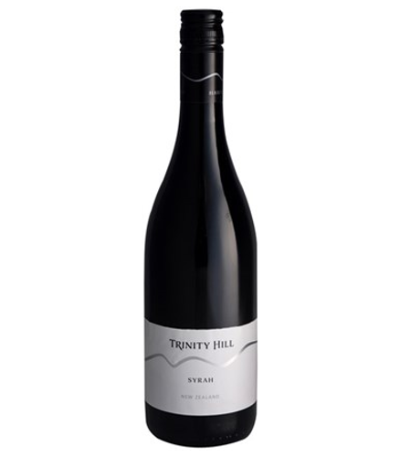 Syrah Hawkes Bay Trinity Hill - Case of 6