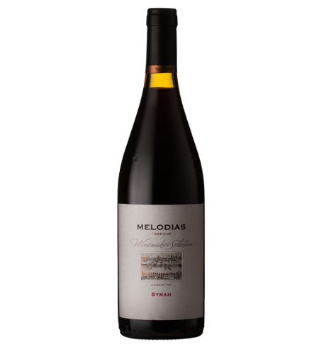 Syrah Melodias Winemakers Selection Trapiche - Case of 6