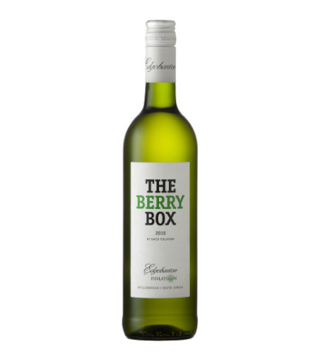 The Berry Box White Edgebaston - Case of 6