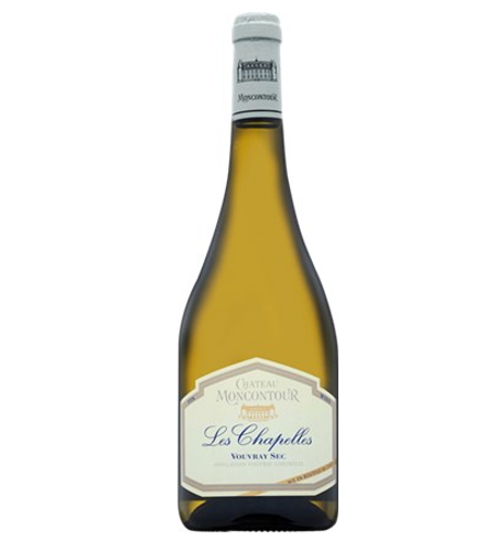 Vouvray Sec Chateau Moncontour - Case of 6