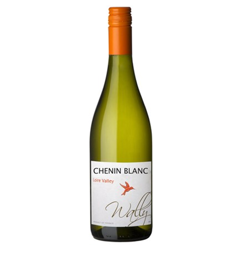 Chenin Blanc Wally VdP du Val de Loire Les Caves de la Loire - Case of 6