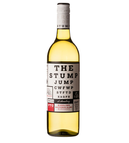 White Blend The Stump Jump d'Arenberg